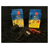 3- 12 Volt Automatic Battery Float Charger