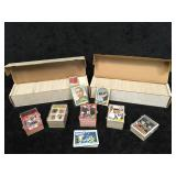Great Selection of Football Cards