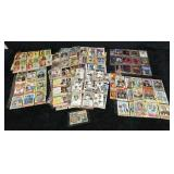 A Great Selection of Baseball and Football Cards
