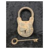 Big Padlock w/ Key