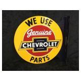 Chevrolet Sign