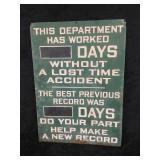Job Safety Scoreboard