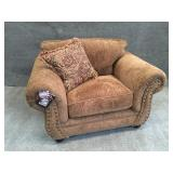 Simmons Over Stuffed Chair -New