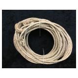 Riata Rawhide Rope
