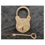 Big Lock w/ Key