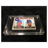 Authentic 1968 Topps Rookie Card #177 New York
