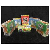 5 Boxes of Un-Opened Baseball Cards,