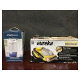1 Eureka Riser Visor & 1 Pro Breeze Dehumidifier