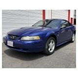 2003 Ford Mustang 114,589 Miles
