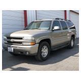 2001 Chevrolet Suburban 1500 175,956 Miles