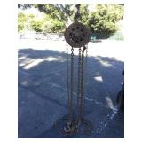 Large Chain Pully