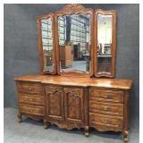 Bernhardt Dresser w/ Mirror