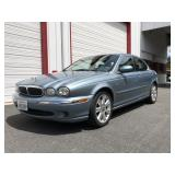2003 Jaguar X-Type 3.0 91,142 Miles