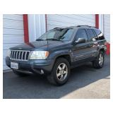 2004 Jeep Grand Cherokee Limited 227,198 Miles