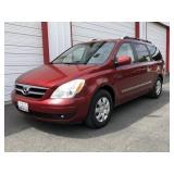 2007 Hyundai Entourage GLS 168,310 Miles