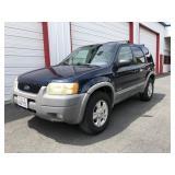 2002 Ford Escape XLT Choice 152,189 Miles