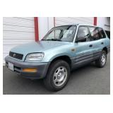 1997 Toyota RAV4 Base 279,080 Miles