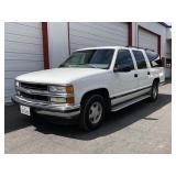 1999 Chevrolet Suburban C1500 180,955 Miles