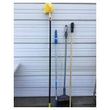 Misc Broom, Broom Stick, Duster & Painter Stick