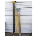 Misc Broom Handles, Extenders, Handles