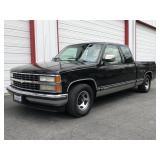 1993 Chevrolet C/K 1500 Series C1500 Cheyenne 156,