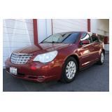 2007 Chrysler Sebring TMU