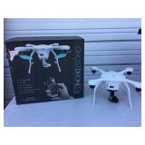 White Ghost Drone Aerial 2.0