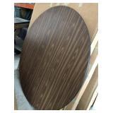 """60"""" Round Melamine Folding Table"""