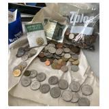 Kennedy Half Dollars, Susan B, Sacajawea,