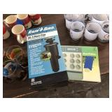 Rain Bird AG-5 Maxi Pop Up Sprinkler & Timmer