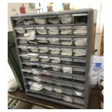 Organized Pull Drawer Electronic & Circuitry Parts
