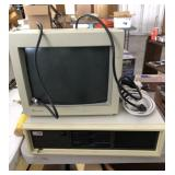 Vintage Compaq DeskPro 286