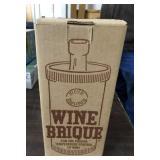 Wine Brique-Keeps Wine Chilled