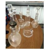 Wine, Scotch & Whiskey Decanters