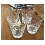 5in Whiskey Rock Glasses Set of 4