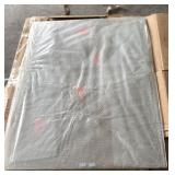(34.5in x 43.5in) Glass Top