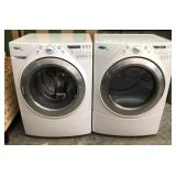 Whirlpool Duet Front Loading Washer Dryer (Elec.)