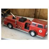 Vintage Texaco Fire Chief Truck