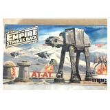 1981 Star Wars AT-AT 8in Model in Box