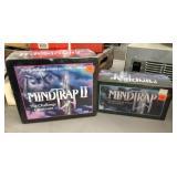 MindTrap & Mind Trap II Mind Game Set