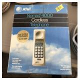 At&T Nomad 4000 Cordless Telephone