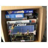 Box of Puzzles & Games