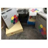 Bell & Howell Slide Cube Cartridges