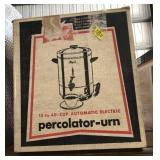 Vintage Percolator-Urn