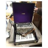1931 HOHNER Accordion With Case
