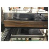 (2) Concord Stereo Turntables