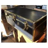 Vintage Lockable Trunk