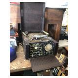 Masco Sound System Record Player