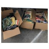 (3-Boxes) Book Bundle