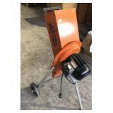Lescha Zak 1800 Light Duty Wood Chipper